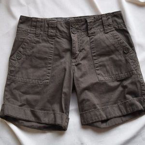 SANCTUARY Los Angeles Army Short with embroidery